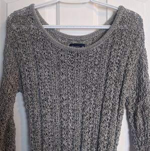 American Eagle Knotted Sweater
